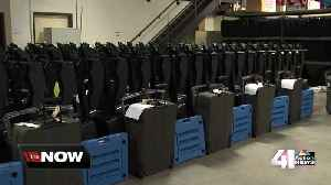 Mail-in ballots for KS primary counted today [Video]