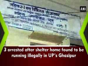 3 arrested after shelter home found to be running illegally in UP's Ghazipur [Video]