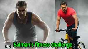 News video: Salman completes Kiren Rijiju's fitness challenge in Style