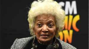Actress Nichelle Nichols Diagnosed With Dementia [Video]