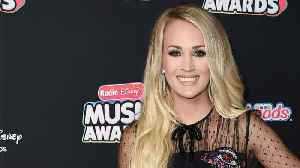 Carrie Underwood Shows Off Baby Bump On Instagram [Video]