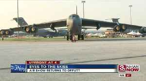 Defenders of Freedom Air & Space Show returns to Offutt Air Force Base [Video]