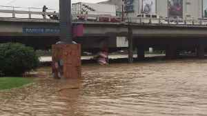 Families Evacuated in Philippines After Marikina River Water Level Becomes Critical [Video]
