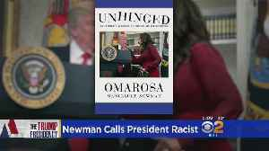 News video: Omarosa's New Book On Trump's White House Paints Chaotic Picture