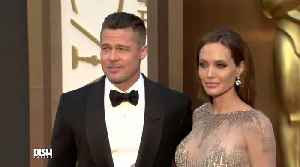 Brad Pitt Fights Back Against Jolie's Child Support Claims [Video]