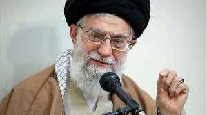 Iran Supreme Leader Calls For 'Swift & Legal' Action In Face Of 'Economic War' [Video]