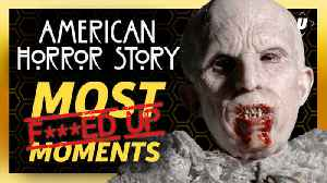 AHS: Murder House   Most F***ed Up Moments [Video]