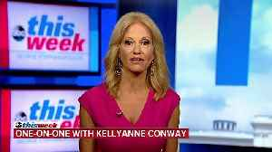 Kellyanne Conway Has Difficulty Naming Top African-American White House Officials [Video]