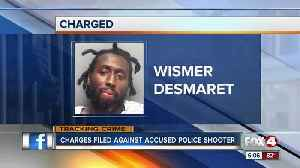 Grand jury indicts Wisner Desmerat on first degree murder charges for Officer Adam Jobbers-Miller [Video]