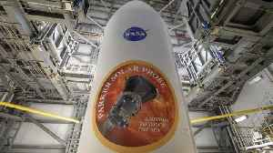News video: NASA Launches Fastest Spacecraft Ever To Research The Sun's Atmosphere