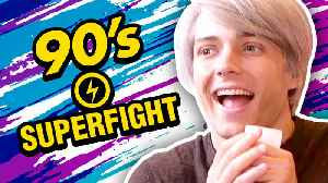 TOTALLY 90'S SUPERFIGHT (Board AF) [Video]