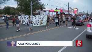 Protesters Demand Justice, Police Reform [Video]