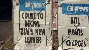 Zimbabwe court to rule on legal challenge against election result [Video]