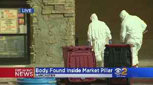 Who Is The Man Found Dead Inside Pillar Outside Lancaster Supermarket [Video]