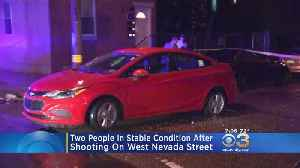 Police Investigate After Man, Woman Shot In North Philadelphia [Video]