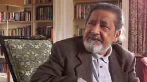 News video: Nobel prize winning author V.S. Naipaul dies aged 85