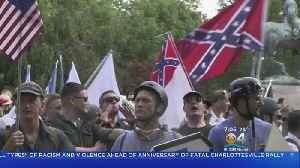 News video: Counterprotesters Expected To Dwarf White Supremacists In DC