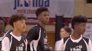 Central vs Africa & Middle East | JR NBA CHAMPIONSHIPS [Video]
