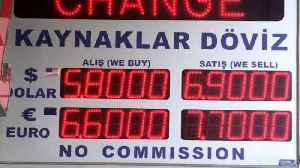 Turkish lira pulls back from record low after central bank plan [Video]