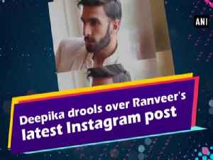 Deepika drools over Ranveer's latest Instagram post [Video]