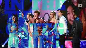 Big Winners From the 2018 Teen Choice Awards [Video]
