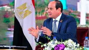 Egypt Voices Concern Over Red Sea Security After Houthis Attack [Video]