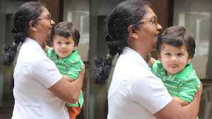 Taimur Ali Khan to get a Bodyguard soon; Here's Why | FilmiBeat [Video]