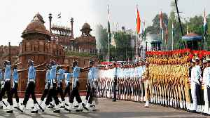 News video: Independence Day : Full Dress Rehersal at Red Fort | Oneindia News
