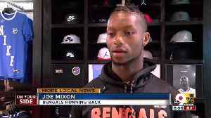 Bengals' Joe Mixon takes kids shopping for back-to-school [Video]