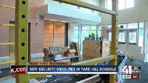 Security upgrades among changes students will notice in Park Hill schools [Video]