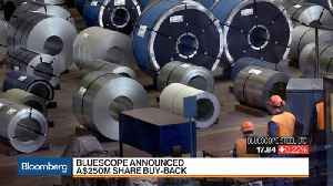 BlueScope Steel CEO Vassella on Results, Expansion, Buyback [Video]