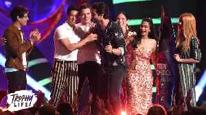 'Shadowhunters' Cast PRAISES Fans During 2018 Teen Choice Awards Speech [Video]