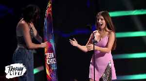 ALL the BEST Moments from the 2018 Teen Choice Awards [Video]