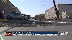 UPDATE: 2 shelters to remain open overnight for NV energy customers [Video]