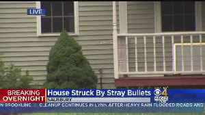 Police Investigate After Salisbury Home Struck By Stray Bullets [Video]