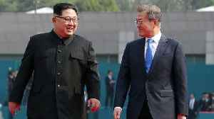 North and South Korea Leaders to Meet Sometime in September [Video]