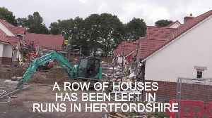 Builder appears in court charged over damage to new houses [Video]