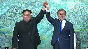 North and South Korea leaders to meet in Pyongyang [Video]