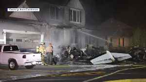 One Dead After Plane Crashes Into Utah Home [Video]