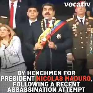 Opponents of President Maduro are Being Arrested and Humiliated After the Assassination Attempt [Video]