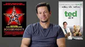 Mark Wahlberg on His Most Iconic Characters [Video]