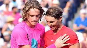Rogers Cup champ Rafael Nadal 'never cracks': Tsitsipas [Video]
