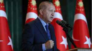 News video: Turkey President Erdogan Vows Action Against 'Economic Terrorists'