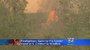 California Firefighters Begin Week On The Attack [Video]