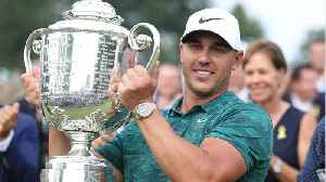 News video: PGA Champion Brooks Koepka Is Part Of A New Generation Of Golfers