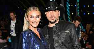 Baby Girl on the Way for Jason Aldean and Wife Brittany — Watch the Fun Reveal! [Video]