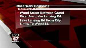 A lot of road projects starting up in Ingham County [Video]