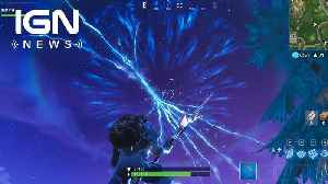Fortnite: The Giant Rift Is Slowly Shrinking, Will Disappear Next Week [Video]