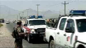 News video: Afghanistan: 20 civilians, 100 security forces killed in Ghazni