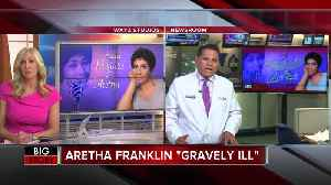 News video: Ask. Dr. Nandi: What does Aretha Franklin being 'gravely ill' mean medically?